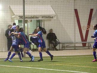 Futbol LFA Sporting de Mahón-Algaida