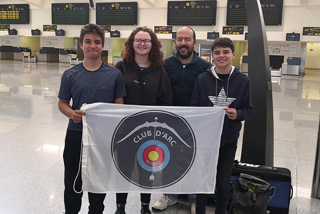 Tir amb Arc-Ct España Indoor