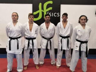 Liga Nacional de karate pre