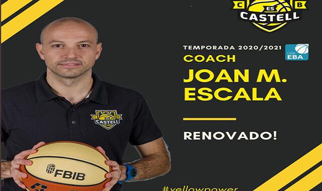 Joan Martínez Escala- CB Es Castell