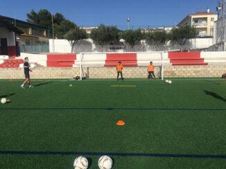 Campus Escuela Porteros Menorca