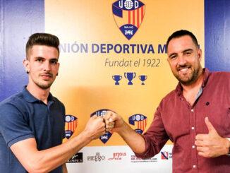 Jordi Pons Gregorio- juvenil UD Mahón
