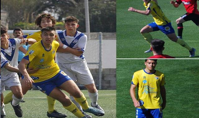 Tres jugadores AtVillacarlos fichan por el Sabadell