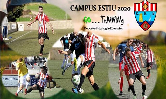 Cartel Campus CE Mercadal