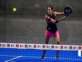 Gemma Triay - Vuelve a Madrid Open 2020 de pádel