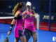 Gemma Triay-world pádel Tour en Madrid