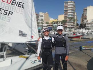 David Ponsetí-Borja Torres-Previa Europeo Laser 4-7