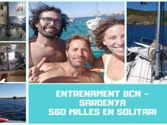 Felip Moll-regata Mini Barcelona 2020