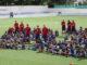 organigrama tècnic de sa secció de fútbol del CCE Sant Lluís