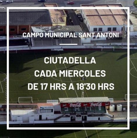 Escuela Porteros Menorca-Sede Ciutadella