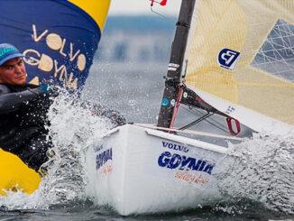 Joan Cardona- Campeón de Europa U23 de Finn