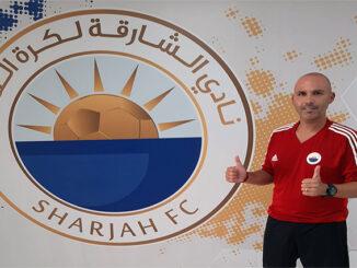 Yeray Rodríguez ficha por el SHARJAH FC