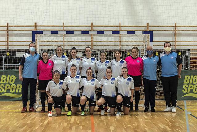 Futbol sala femenino – At Mercadal – Ripollet_KH2909