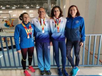 Menorca -Nacional máster de atletismo