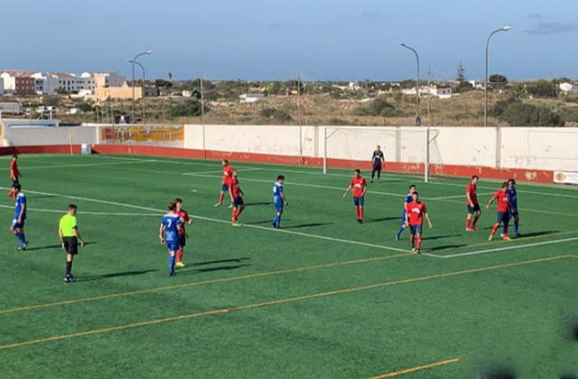 Regional Menorquina At.Ciutadella-CCE Sant Lluís