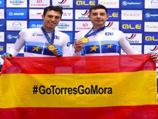Albert Torres-Oro Europeo de ciclismo en pista 2020