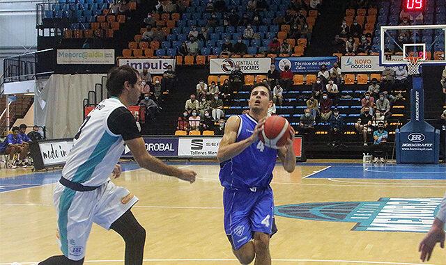 Bàsquet LEB Hestia Menorca- Prat