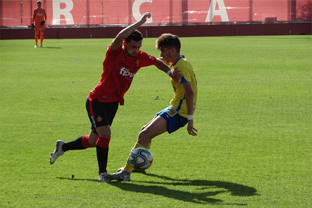 Futbol DH Mallorca-Villacarlos