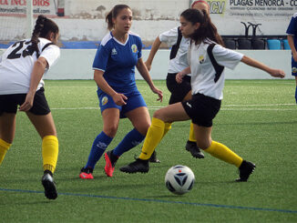 Futbol LFA CCE Sant Lluís-Son Sardina_