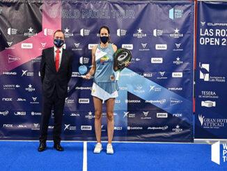 Gemma Triay-MVP Cupra Las Rozas Open 2020