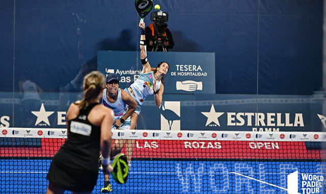 Gemma Triay-Semis Cupra Las Rozas Open 2020