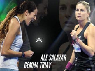 Cartel Gemma Triay-Alejandra Salazar