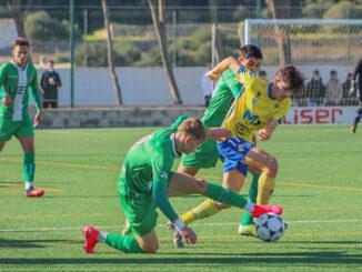 Fútbol DH AT Villacarlos-Cornellà