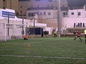 Futbol Regional UD Mahón- Mercadal