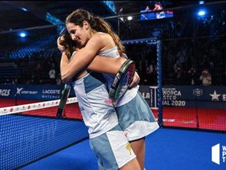 Gemma Triay-Campeona Master Menorca Padel