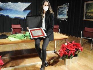 Homenaje Gemma Triay-Ajuntament d'Alaior