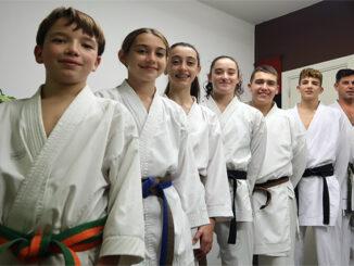 Karatecas Físics