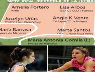 María Barrasa-MA Gomila- Avarca en el siete ideal Iberdrola