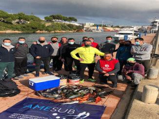 Pescada solidària d'Es Nàutic