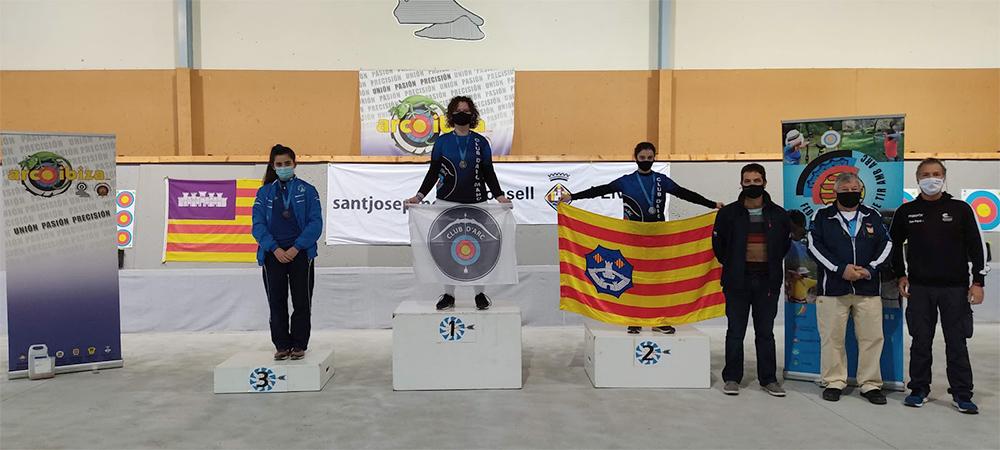 Campionat de Balears de Sala de tir amb Arc