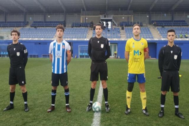 Fútbol DH Espanyol-At Villacarlos1