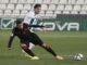 Manu Farrando- Jugador Cordoba frente Real Sociedad (COPA)