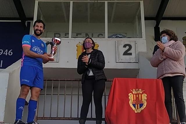 Sporting trofeu Sant Antoni