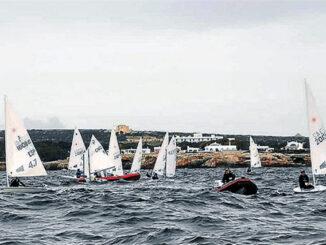 Trofeu Sant Antoni de vela CNC