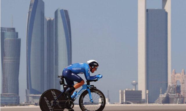 Albert Torres -Tour Emiratos Árabes-Crono