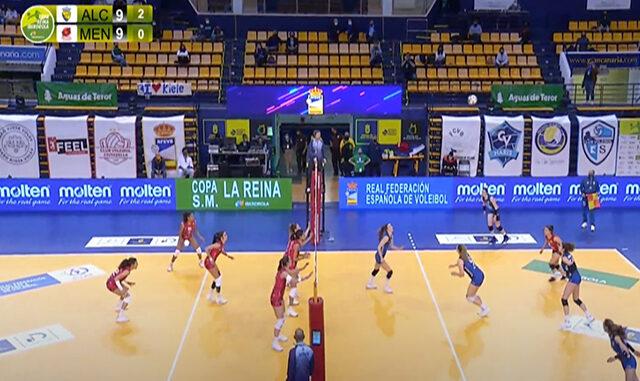 Avarca de Menorca- Alcobendas Semi Copa de la Reina