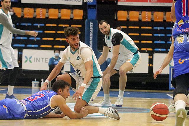Bàsquet LEB Hestia Menorca-CBT Tarragona