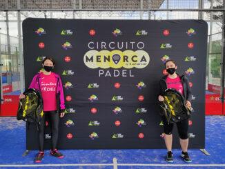 2ª prueba circuito Menorca Padel