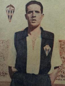 C.D. ALCOYANO - GERMAN BAGUR CARRERAS