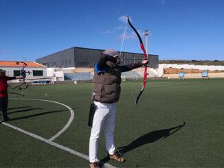 Copa Menorca de airelibre de Tiro con Arco