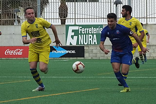 Futbol Regional CD Menorca- Penya Ciutadella