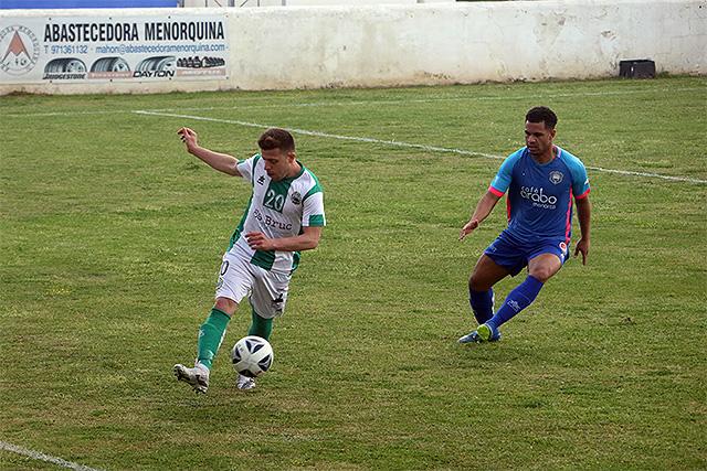 Futbol Regional Sp.Mahón- Migjorn