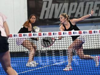 Gemma Triay- Alejandra Salazar Open Madrid WPT Octavos