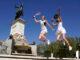 Gemma Triay- Presentación WPT Madrid con Alejandra Salazar