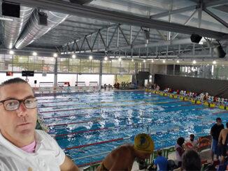 Piscina Tato-Nacional de Invierno Master de natación
