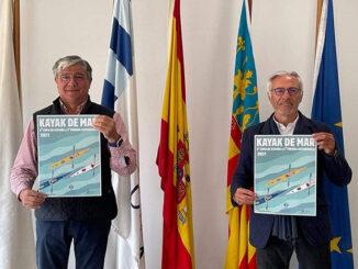 Presentació Copa de España de Kayak de Mar